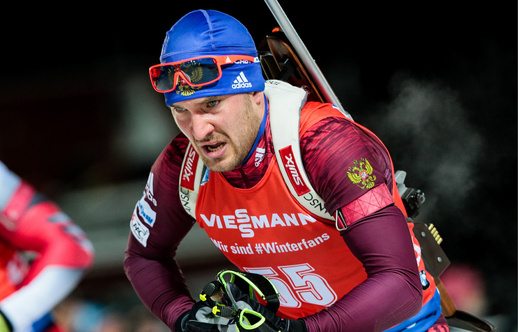 International Olympic Committee bars Russian biathlon racers Volkov, Garanichev from 2018 Olympics