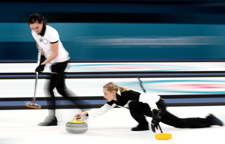 Winter Olympics: Russian curler Krushelnitsky stripped of medal after positive doping test
