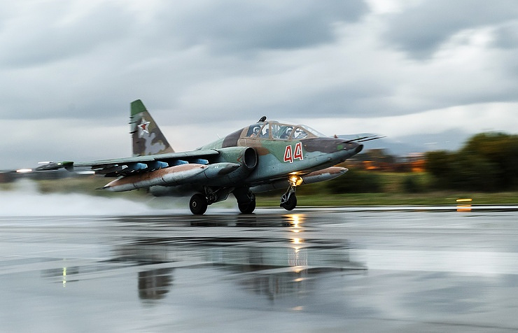 Russia's Aerospace Forces in Syria