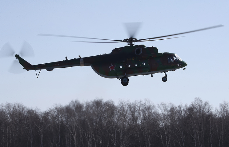 At least 5 killed as helicopter crashes in Russia's Chechnya