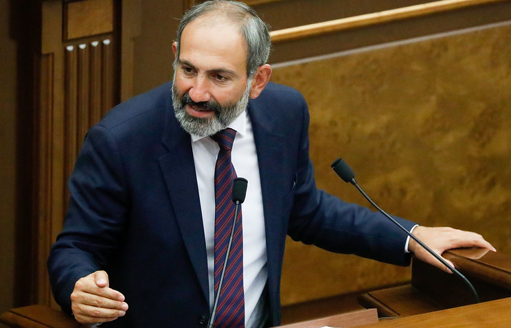 Armenian opposition leader claims authorities seek to disrupt PM's election