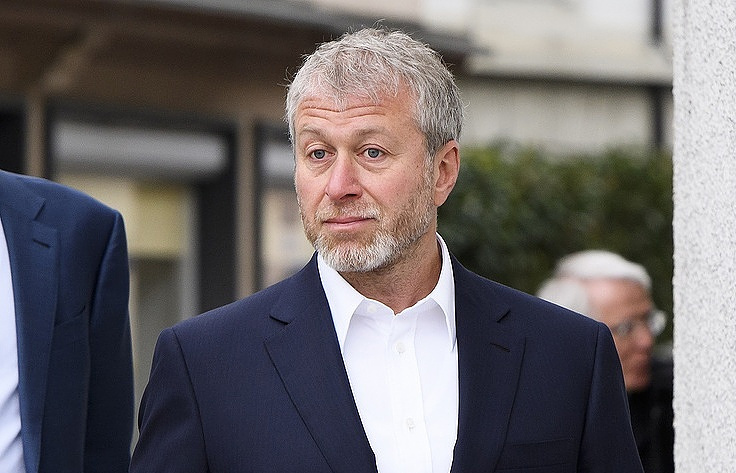 Abramovich's Israeli move allows him to enter Jersey