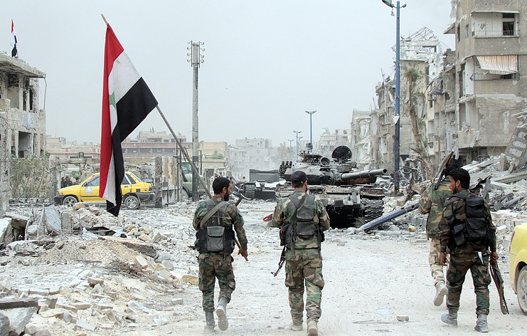 Syrian army captures main border crossing with Jordan amid progress in Daraa