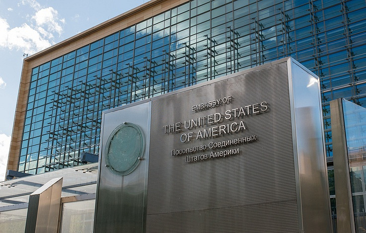 Guardian: Russian Spy Found Working at US Embassy in Moscow