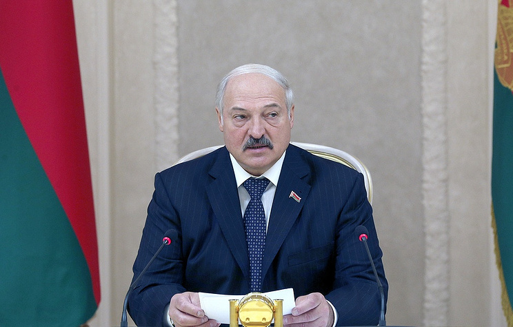 President of the Republic of Belarus Alexander Lukashenko