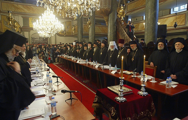 Holt Synod meeting in Istanbul