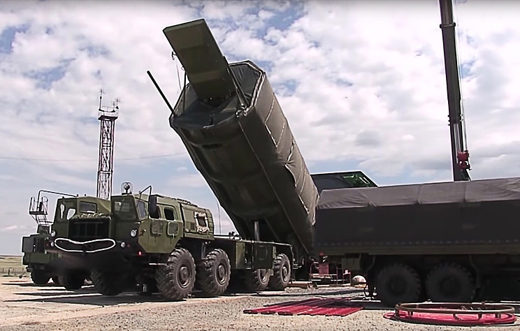 Avangard hypersonic missile systems