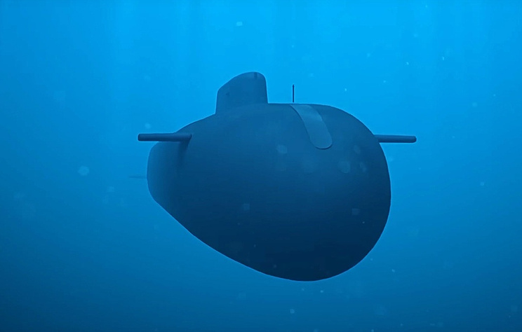 The Poseidon nuclear-powered and nuclear-armed unmanned underwater vehicle