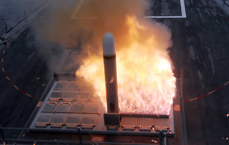 MK 41 vertical launching system
