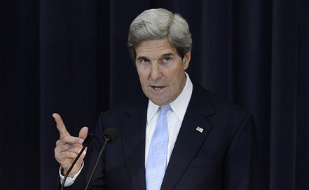 John Kerry, Photo EPA/ITAR-TASS