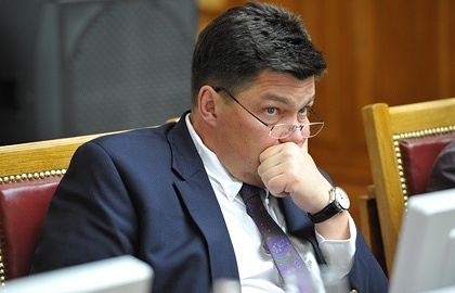 Federation Council Foreign Affairs Committee chairman Mikhail Margelov