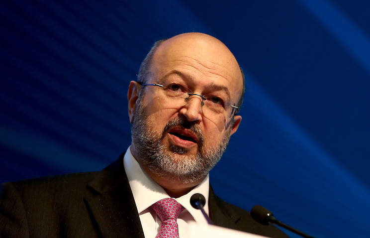 Lamberto Zannier, Secretary-General of the Organization for Security and Cooperation in Europe (OSCE)