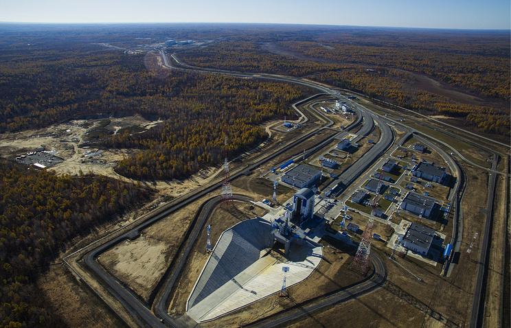 New Russian Cosmodrome - Vostochniy - Page 8 4589338