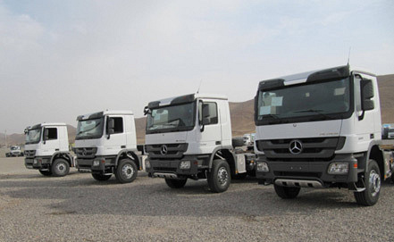 Фото Mercedes-Benz Middle East Levant